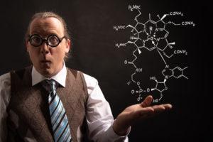 B12 molecule